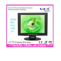 Wholesale manufacture inch lcd monitor hdmi with AV USB BNC VGA in ratio TFT LED