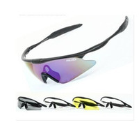 Cheap Wholesale-Wholesale 10 Lot Cycling Glasses Travel Sunglasses Bicycle Glasses Tactical Goggles Driving Glasses Outdoor Sports Eyewear