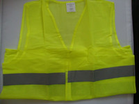 Wholesale reflective safety vest coat Sanitation vest Traffic safety warning clothing vest waitingyou