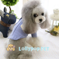 Wholesale Fashion stylish fashion Pet Clothes dog clothing dog t shirts supplies manufacturers new arrival