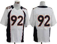 Cheap Cheap 2014 Elite jerseys White Stitched Authentic jersey American Football Jerseys