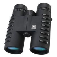 Wholesale Top Quality Shark Asika x42 Binoculars Waterproof Bak4 Nitrogen Filled Telescope for travelling Hunting Birding