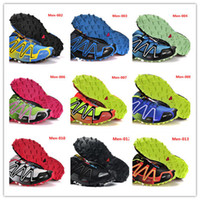 New Speed cross 3 for Men Women Athletic Running Shoes Zapat...