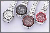 Wholesale 2014 New Design Formal CURREN Branded Watches Men full steel watch Quartz Men s Watches kinds of styles