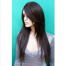 Queen hair wigs full lace wigs front lace wigs straight indian virgin remy human hair wigs with baby hair
