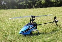 Wholesale HiSKY HCP80 FBL80 Flybarless D CH Mini RC Helicopter BNF