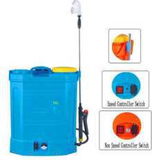 Wholesale 2014 hot sale knapsack agriculture electric sprayer