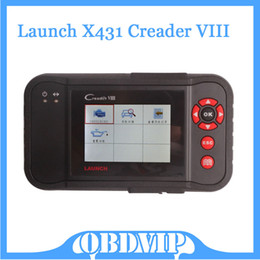 Wholesale Factory Price Launch X431 Creader VIII Creader CRP129 Comprehensive Diagnostic Instrument with Best Quality DHL Free shipment