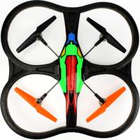 Cheap 51CM Big 2.4G 4.5CH 6-Axis GYRO Quadcopter UFO Outdoor VS Parrot AR.Drone 2.0 V222 V959 U816A RC Helicopter Remote Control Toys