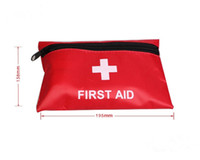 first aid kit - Emergency First Aid Kit Bag Red Medicine Bag Outdoor Camping First Aid Bag