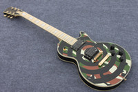 Wholesale Chinese electric guitar Mahongany body for Rock Music CST
