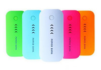 Cheap Portable Universal 5600mAh USB External Battery Charger Power Bank 5600 mah with flashlight for phones smartphone iphone 4 5 6 samsung htc