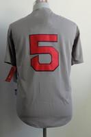 allen craig jersey - Red Sox Allen Craig Gray Baseball Jerseys Sportswear Cool Base Adult Authentic Jersey Mix order Size