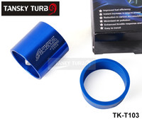 Air Filter small fans - Tansky Turbo supercharger small size fan OD MM Performance Force Flow Turbine Fuel Saver Blue TK T103