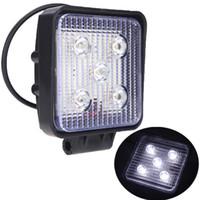 led bulbs for car - Universal Led Car Work Working Light Bulbs Fog Lamp W V Flood Beam LED Work Light Lamp K LM for Motorcycle Trucks K1275
