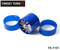 air force performance - Tansky Turbo supercharger SinglesideFan Performance Force Flow Turbine Fuel Saver High Quality TK T101 Have In Stock