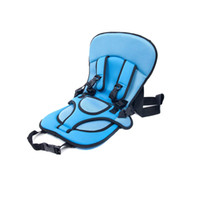 Wholesale Portable Car Safety Seat Booster Seat Cover Cushion Harness Carrier for Baby Kids Infant Children Universal K1361