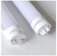 Wholesale 1pcs high bright W mm T8 LED Tube replace w fluorescent tube lm w milky cold white Energy saving tube lamp