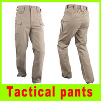 Wholesale High quality pants Consul IX7 camouflage tactical pants men s Outdoor leisure trousers Fashion Secret service pants colors A294L