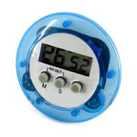 mini digital timer - S5Q Digital Lcd Cooking Kitchen Timer Alarm Countdown Mini Portable Led Clock AAAAEV