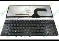 For ASUS asus keyboard backlit - New and original Notebook Laptop keyboard FOR Asus G53 G60 G73 K52 K53 K53s X73 Black with black frame with backlit US version J N2J82 K01