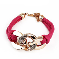 Wholesale The New Korea jewelry bracelets personality exaggerated female Bracelet YL