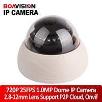indoor mini dome ip camera - H MegaPixel P Full HD Indoor Infrared ip Camera x720 fps Mini Dome Camera Security manual varifocal lens mm Onvif p2