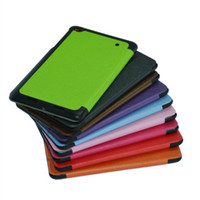 Wholesale Lenovo ThinkPad Tablet inch Silk Pattern Folding Stand Magnetic Ultra Slim Leather Folio Smart Case Cover DHL