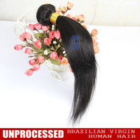 Wholesale Brazilian human Virgin Human Hair Extensions Unprocessed Peruvian Indian Malaysian Remy Hair Weave straight queen rosa hair products cheap