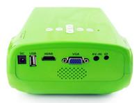 Wholesale E03 portable led mini HDMI video game projector digital pocket home cinema projetor for pc tv smart phone
