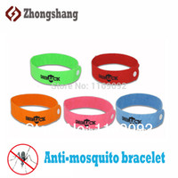 Cheap 600pcs lot anti mosquito repellent bangle, citronella insect repellent bracelet, free shipping