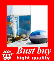 Wholesale New Arrival Ultra Silent High Out Energy Efficient Aquarium Air Pump Fish Tank Oxygen AirPump hight quality
