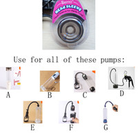 Wholesale silicone lid for Penis Enlarger Pump silicone cover cap male sex toys accessories
