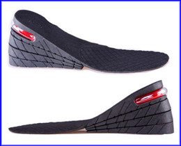 Wholesale New Layer cm Height Increase Insole Taller Shoes Pad Air Cushion For Men And Wowen