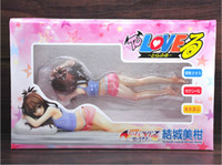 Wholesale Japanese anime Garage Kits ALTER To LOVE Ru Darkness PVC toys cm