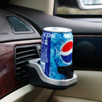 Cheap Sd-1002 car air outlet drink holder car glass rack car drink holder auto supplies