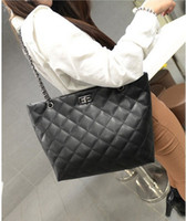 Wholesale Fashion Color Women Large Totes Faux Leather Hobo Shoulder Purse Handbag Weekend Bag New