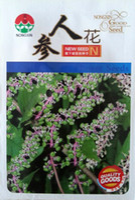 Cheap Chinese herbal medicine seeds ginseng flower seeds flowers and eschscholtzia 0.3g PCS bag Decor Pots Planters