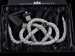Оптовая продажа-горячие продажи JDM JUNCTION PRODUCE Kin Tsuna веревки большой Серебряный
