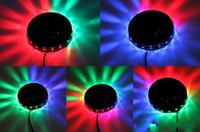 achat en gros de musique activée dj éclairage-Auto-activé par la voix Mini Led Laser Éclairage Éclairage Lights Musique d'intérieur Starry DISCO DJ Party Cadeau de Noël New Arrival