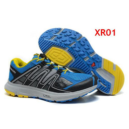 Wholesale Salomo XR MISSION Running Shoes Mens Shoes Trail Sports Shoes Highly Cushioned Training Shoes Outdoor Athletic Shoes New Shoes