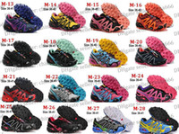 prices shoes - Colors China Post Air New Arrival Salomon Running shoes Women Sport Running Shoes Sneakers LOW Price