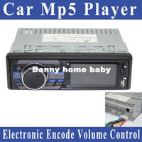 Cheap New Cheap 1Din 3 Inch Black LCD Car Mp5 Player With FM Transmitter USB SD Card Player 2 way video output Free Shipping