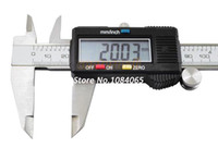Wholesale 6 quot mm Digital Caliper Vernier Gauge Micrometer Dropshipping