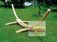 Wholesale Factory direct fine wood hammock stand Exported to Europe hammock stand hammock stand hammock frame hammock supporting