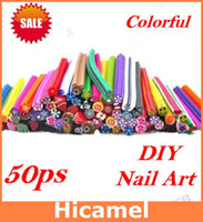 Wholesale Hot Sale Professional Fashional Nail Art Product for Nail Beauty Care with Polymer Clay Material Multicolour Fruit Type