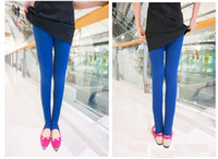 Wholesale A1150 New Arrival Ladies Women Casual Pencil Pants Cotton Blends Foot Full Length Leggings Warmer