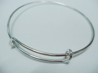 Wholesale Top Popular Alex And Ani Expandable Wire Bangles AAB001
