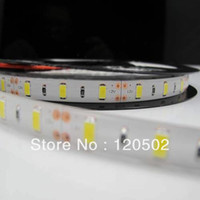 Wholesale Best price high quality m LED strip Light NON Waterproof Lighting leds leds m white warm white free mail