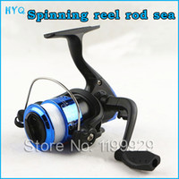 Saltwater Front Drag Spinning Reel 1000 Series Free Shipping 1pcs 150g Black 5.1:1 1 Fishing Reel Fishing Reels spinning reel Presented 0.3mm40-50M transparent fish wire